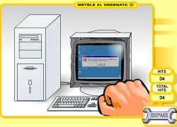 להרוס ת'מחשב - Bash The Computer