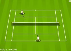משחק טניס - Tennis Game