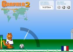 כדורגל גרפילד - Garfild Football