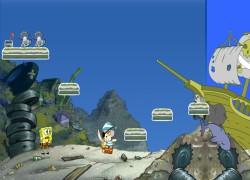 בוב ספוג והמטמון - Sponge Bob and Treasure