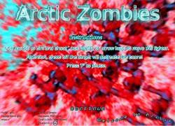 הזומבים מאנטארטיקה - Arctic Zombie