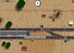 תנועת רכבות - Train Traffic