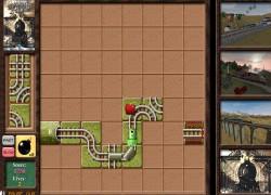 פסי הרכבת - Railway Line