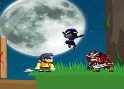 נינג'ה מן - Ninja Man