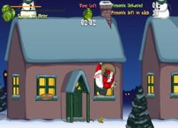 סנטה מפליץ - Santa Farty Pants