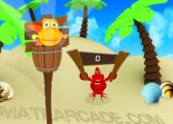 כדורסל קופים - Trpoical Chomper