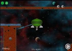 מעבורת בחלל - Gas Landing