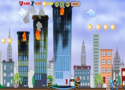 העיר עולה באש - City On Fire