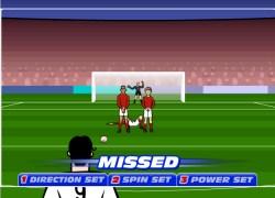 בעיטה חופשית - Free Kick