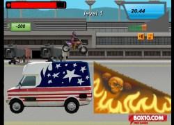 רוכב הפעלולים 2 - Risky Rider 2
