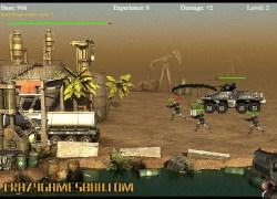מגן המדבר - Desert Defender