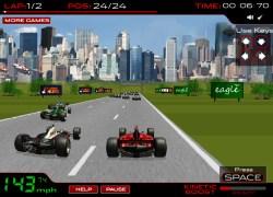 פורמולה 1 בתלת מימד - Formula Racer