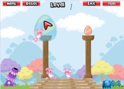 שגר את הארנב - Easter Eggs