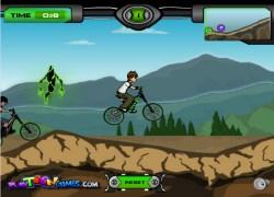 מרוץ אופני שטח - Ben 10 BMX