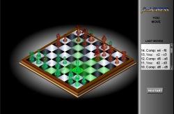 שח-מט תלת מימדי