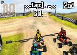 מרוץ טרקטורונים - 3D Quad Bike Racing