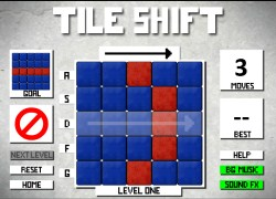 הזחה - Tile Shift