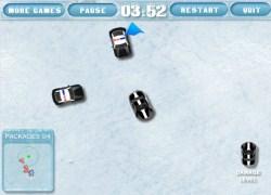 מרדף בקרח - Ice Rush