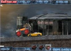 משאיות מסוכנות - Trucksformers