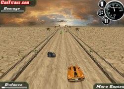 נהיגה מאתגרת - 3D LA Supercars