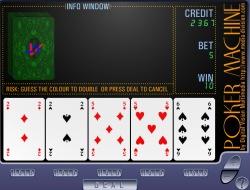 מכונת פוקר - Poker Machine