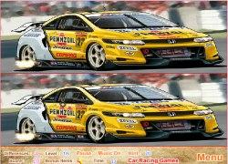 מצא את ההבדלים - מירוץ - Spot Differences - Race Car