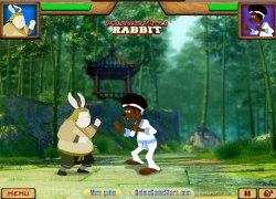 קונג פו חיות - Kung Fu Rabbit