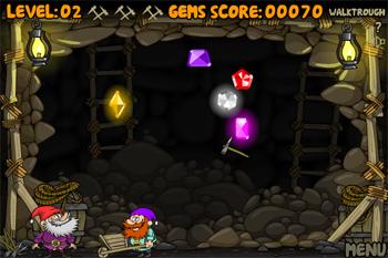 מכרה היהלומים -  Rich Mine