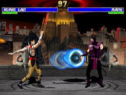 Mortal Kombat  - מורטל קומבט