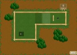 גולף יער 2 - Forest Challange