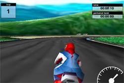 Superbike GP - מירוץ אופנועים