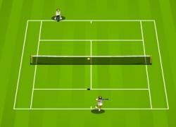קרב טניס