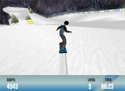 Snowboarder XS - סנובורד
