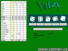 יאצי - Yatzy!