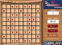 הסודוקו המקורי - Sudoku Original