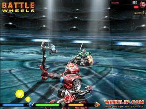 גלגלי הקרב - Battle Wheels