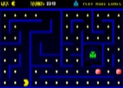 Pacman Advanced - פקמן מתקדם