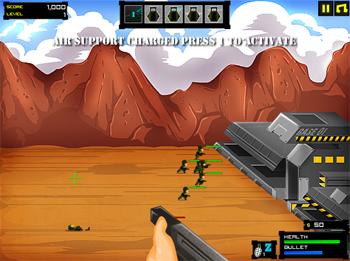 הגנה על הבסיס - Stronghold Defence