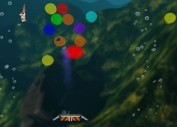 כדור מתחת למים - Underwater Ball