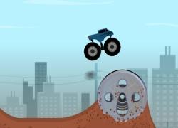 Monster Truck Rails