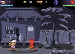 Foot Ninja - נינג'ה