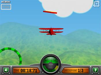 אימוני טיסה - Flight 3D Aerobatics
