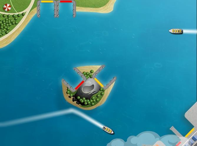 טייס הנמל - Port Pilot