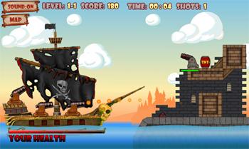 קרב התותחים - Yohoho Cannon