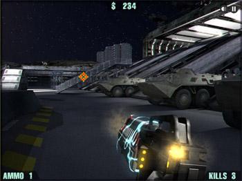מלחמה עתידנית - Trooper Assassin