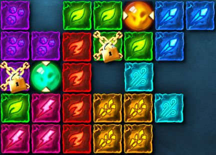 Elemental Magic Puzzle