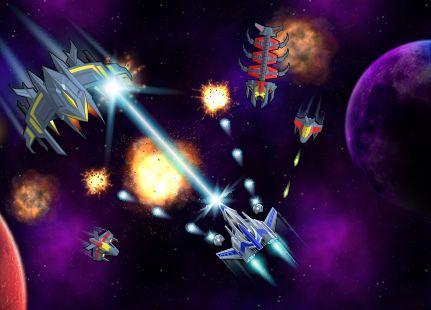 לוחמי הגלקסיה - Galaxy Warriors